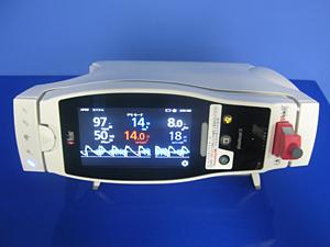 7マシモ社製 最新型呼吸数モニター
